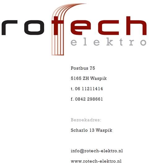 Vacature Rotech